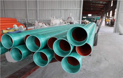 朔州市政工程FRP玻璃鋼管性能優勢多