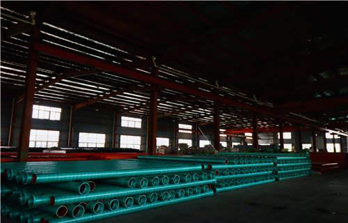 朔州DN175塑鋼復合電纜導管為新農村做貢獻
